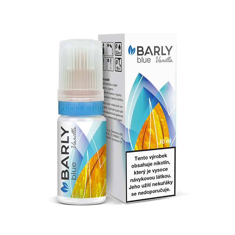 Barly BLUE Vanilla