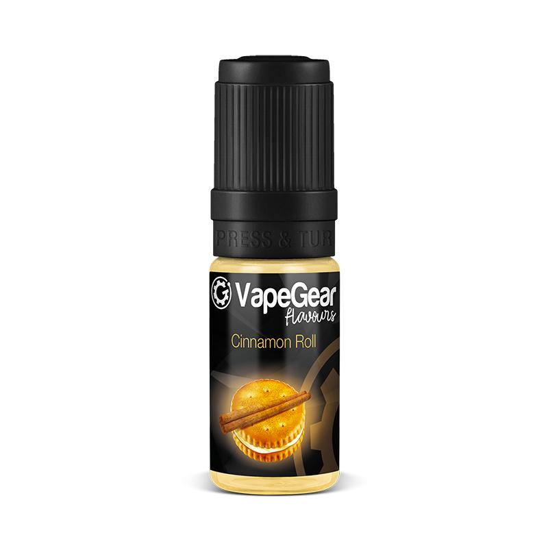 VapeGear Flavours - Skořicová rolka (Cinnamon Roll)