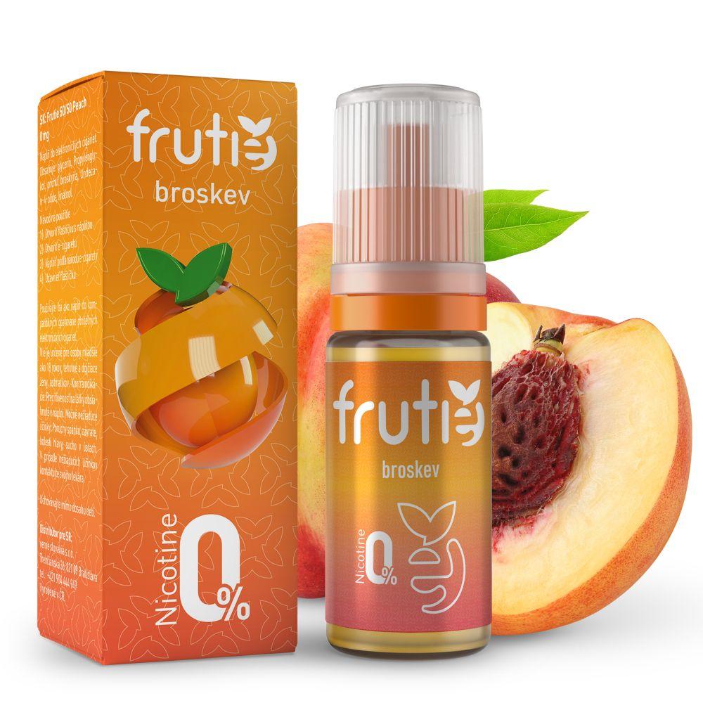 Frutie 50/50 - Broskev (Peach) bez nikotinu