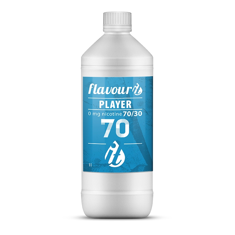 Flavourit PLAYER báze - 70/30 - Dripper, 1000ml