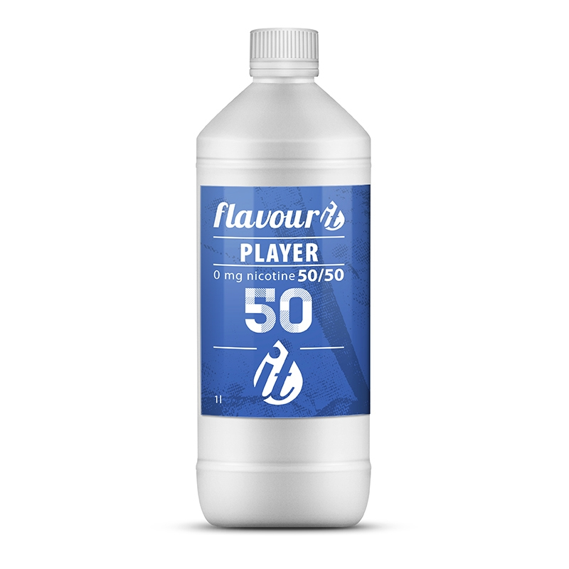 Flavourit PLAYER báze - 50/50, 1000ml
