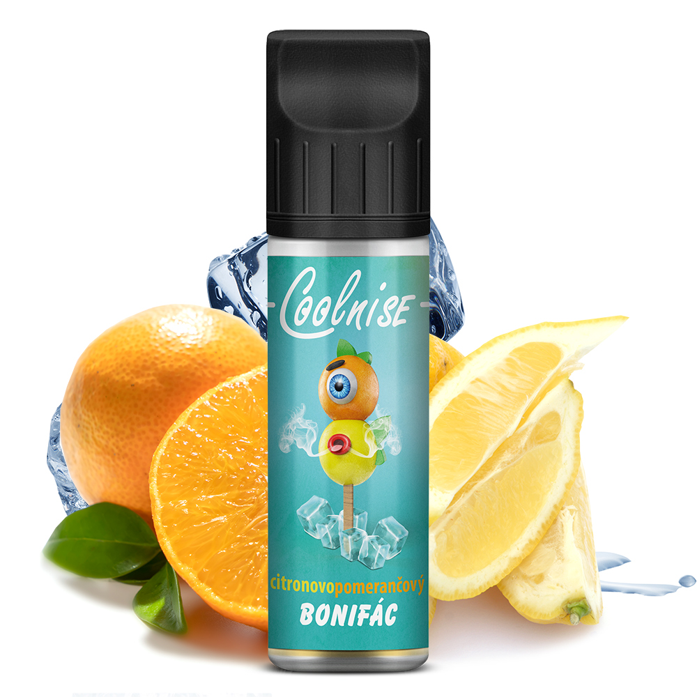CoolniSE - citronovo-pomerančový BONIFÁC